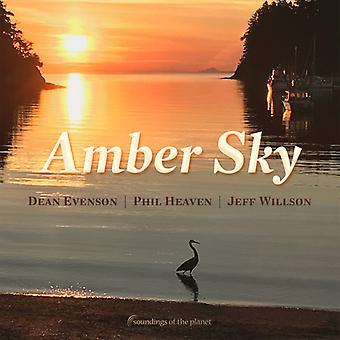 Evenson*Dean / Heaven*Phil / Willson*Jeff - Amber Sky [CD] USA import