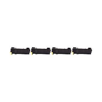 استبدال 4 x روديتوس لوحدة الحبر ديل 593-10314 الصفراء متوافقة مع CN 1320 ج، أهي 2130، 2135