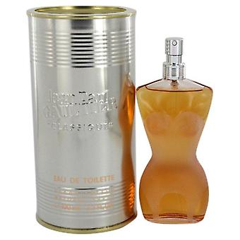 Jean Paul Gaultier Eau De Toilette Spray By Jean Paul Gaultier 3.4 oz Eau De Toilette Spray