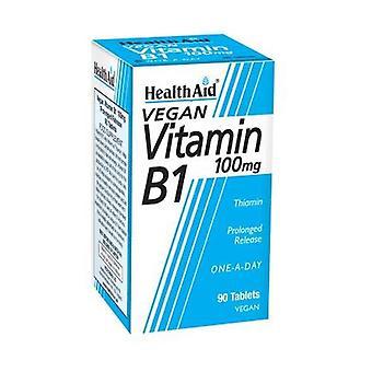 Vitamin B1 Thiamine 90 tablets