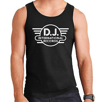 DJ International Classic Logo Men's Vest