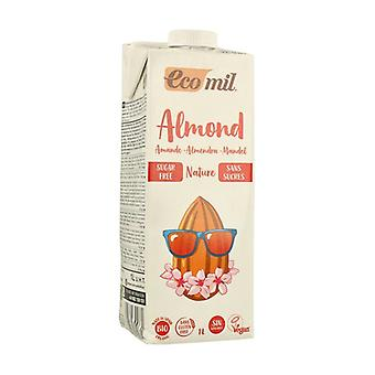 Organic Almond Drink (without sugar) 1 L