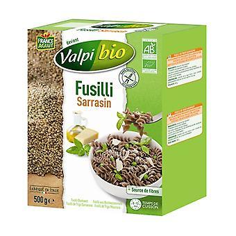 Organisk bokhvete Fusilli 500 g