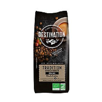 Arabica coffee beans - robust special organic restoration 1 kg