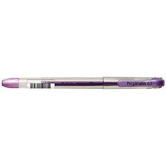 Pergamano Gel Pen Purple