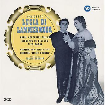 Donizetti/Callas - Lucia Di Lammermoor [CD] USA import