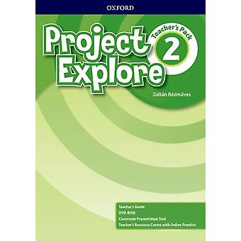 Project Explore Level 2 Teachers Pack