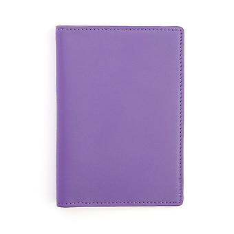 Boîtier de passeport de blocage RFID - Violet