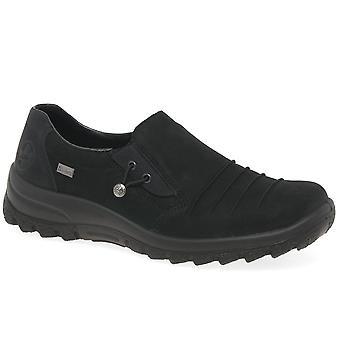 Rieker Elksa Womens  Casual Slip On Shoes