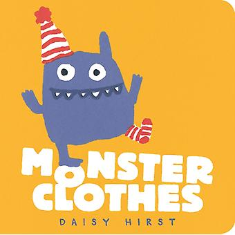 Monster Clothes by Hirst & Daisy