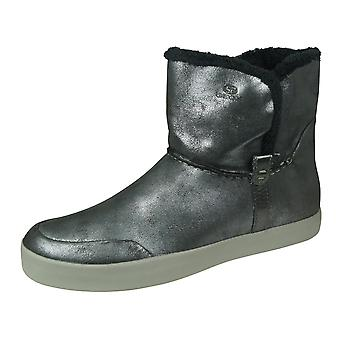 Geox D Blomiee A Womens Ankle / Winter Boots - Anthracite