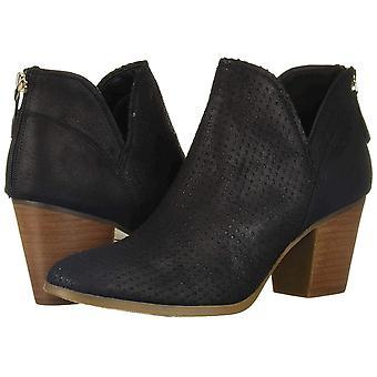 Fergalicious Women's Shoes Bonus Suede Almond Toe Ankle Fashion Boots