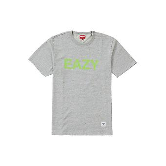 Supreme Eazy S/S Top Heather Grey - Roupas