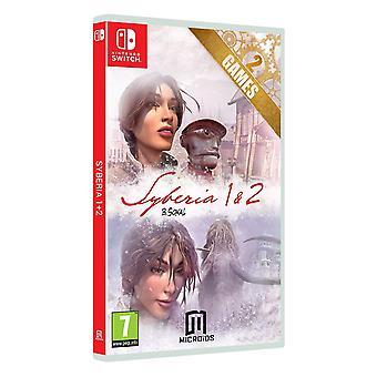 Syberia 1 & 2 Nintendo Switch Game