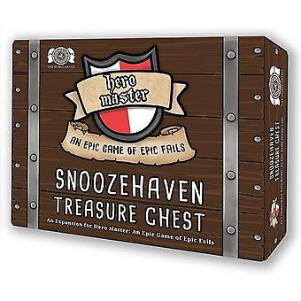 Hero Master Snoozehaven Treasure Chest Expansion Pack