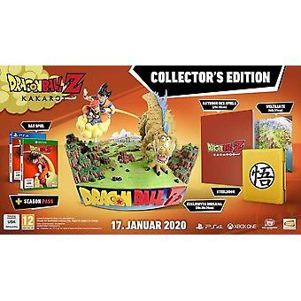 Dragonball Z Kakarot Collector's Edition Xbox One Game