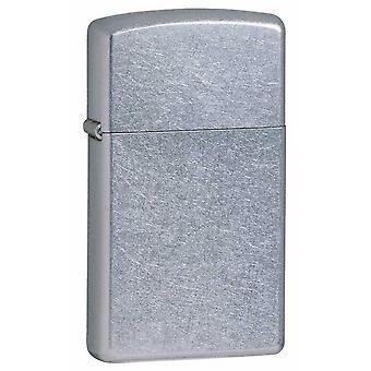 Zippo Street Chrome Slim Lighter -