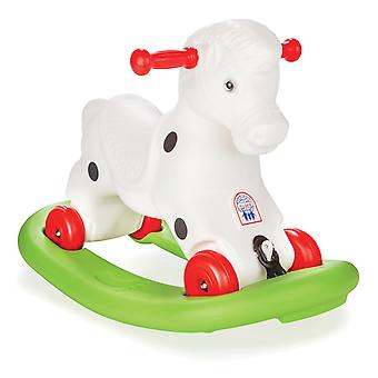 Pilsan Rocking Horse 01000, rocking horse and slider 2 in 1 in plastic