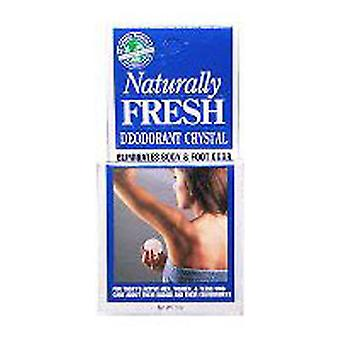 Naturally Fresh Crystal Deodorant, BOXED, 3 OZ