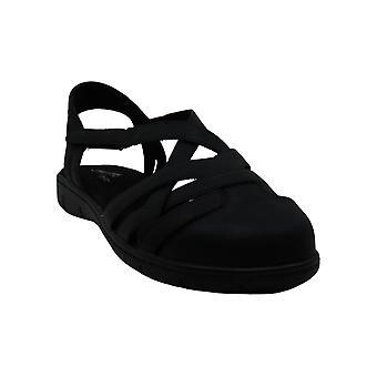 Easy Street Womens GARRETT Gesloten Toe Casual Slingback Sandals