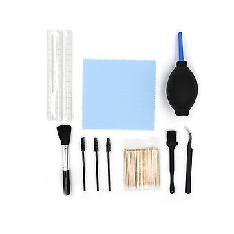 Cleaning kit for headphones 12 parts