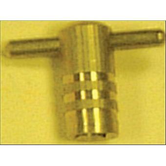 Primaflow Radiator Air Vent Keys Brass x 2 90019245