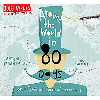 Jules Verne Around World in 80 Days