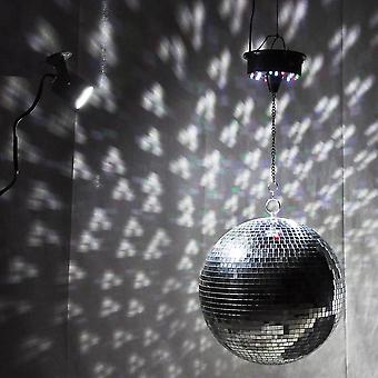 Big Glass Mirror Disco Ball