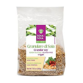 Sojabønnegranulat 200 g