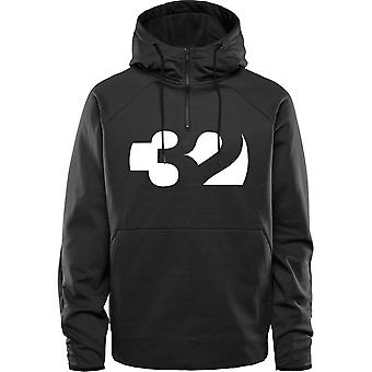 ThirtyTwo (32) Franchise Tech Pullover - Black
