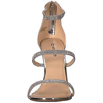 Bebe femei Janae Open Toe speciale de ocazie sandale Strappy