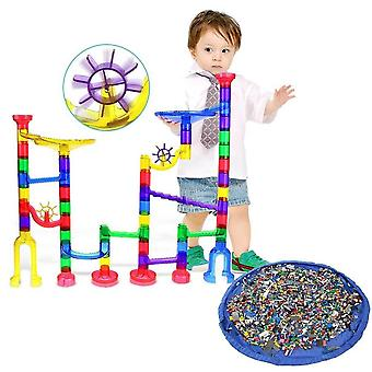Marble Run Juguete Juego Stem Aprendizaje Construcción Educativa Building Blocks Juguete