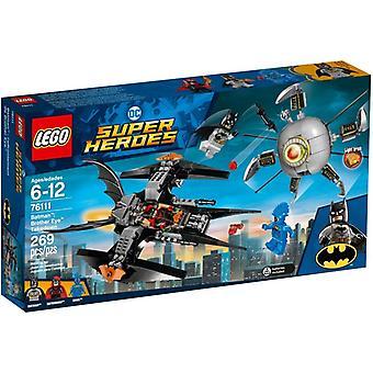 باتمان ليغو 76111 يدق الأخ العين