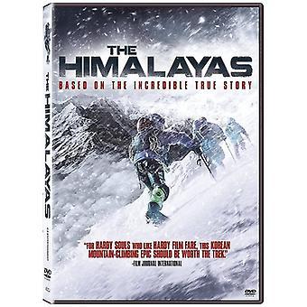Himalayas [DVD] USA import