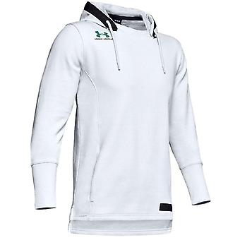 Under Armour Mens Accelerate Off Pitch Hoodie Logo Jumper 1328071 112