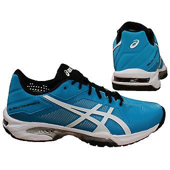 Asics جل الحل السرعة 3 رجال منخفضة أعلى المدربين أحذية التنس E600N 4301 D79