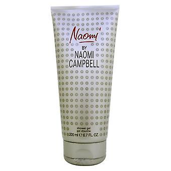 Naomi Campbell Naomi Shower Gel 200ml
