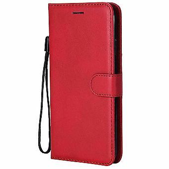 Koputuksenesteinen pu-nahkainen flip lompakkokotelo Huaweille
