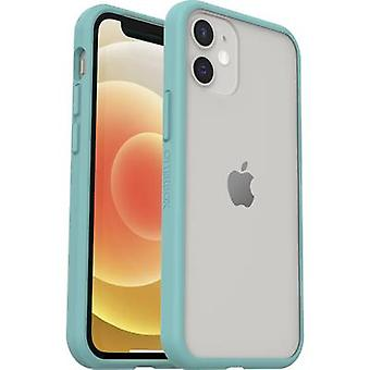 Otterbox React - ProPack BULK Back cover Apple iPhone 12 mini Turquoise blue, Transparent