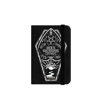 Grindstore Ouija Coffin Mini Notebook