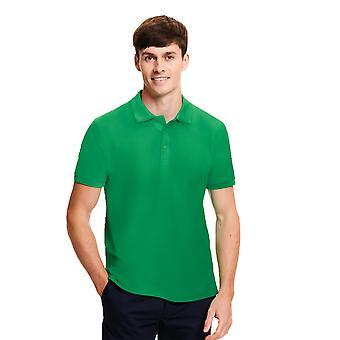 Fruto de la camisa polo icónica de los hombres del telar