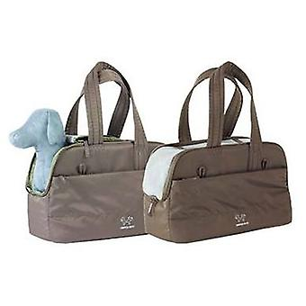 United Pets Urban Pets Tucano Grey Dog And Cat Carrier Bag