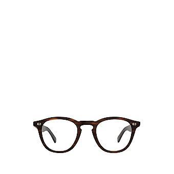 Garrett Leight HAMPTON X matte brandy tort male eyeglasses