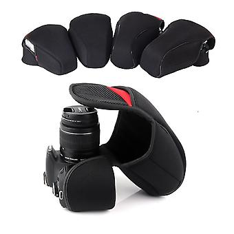 Dslr Camera Inner Soft Bag Case Pour Canon