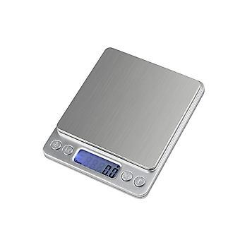 Para escalas domésticas e de cozinha mini ferramenta de medição de escala de alimentos digitais portáteis