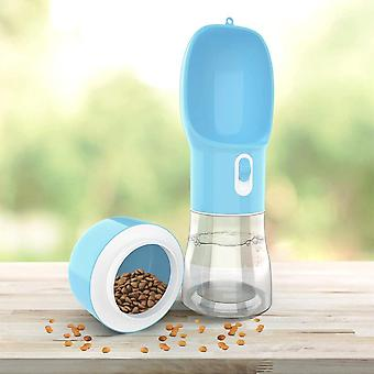 Dog Water Bottle Portable Pet Drinking Water Feeder