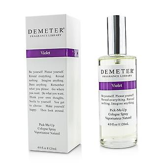 Demeter violeta Colonia Spray 120ml / 4oz