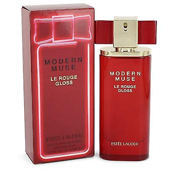 Modern muse le rouge gloss eau de parfum spray by estee lauder 50 ml