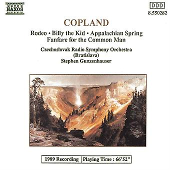 Rodeo / Billy the Kid - Aaron Copland