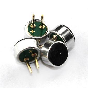 Electret Microfoons Pick Up Gevoeligheid Electret Condensor 6mmx2.2mm
